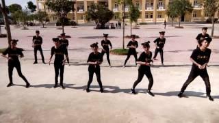 Nhảy flashmob cực dễ thương, sôi động
