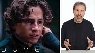 'Dune' Director Denis Villeneuve Breaks Down the Gom Jabbar Scene | Vanity Fair