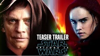 Star Wars Episode 9 Trailer! Official Release Time Revealed (Star Wars News)
