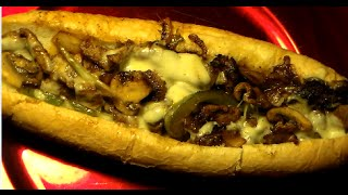 How To Make A Real PHILLY CHEESE STEAK: Philly Cheese steak Recipe