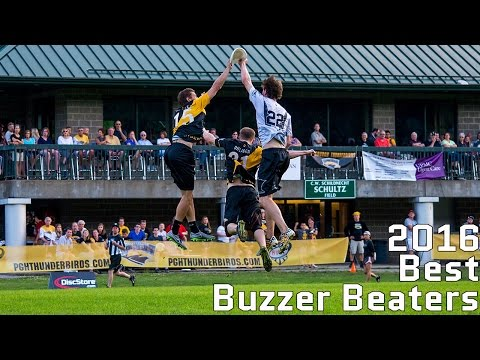 Best Buzzer Beaters From 2016