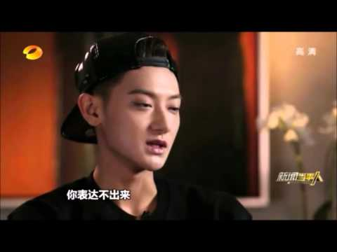[subbed] 151107 - Z.Tao interview on People in News 新闻当事人