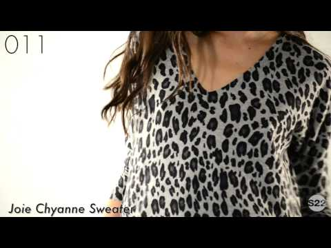 J Brand, Joie, Sam Edelman - 22 Seconds Of Style