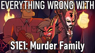 Everything Wrong With Helluva Boss S1 E1: Murder Family