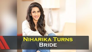 Mega Daughter Niharika Turns Bride- Chiranjeevii..