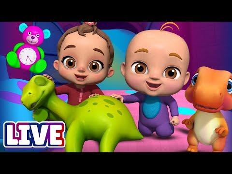 ChuChu TV Funzone 3D Nursery Rhymes & Baby Songs - LIVE