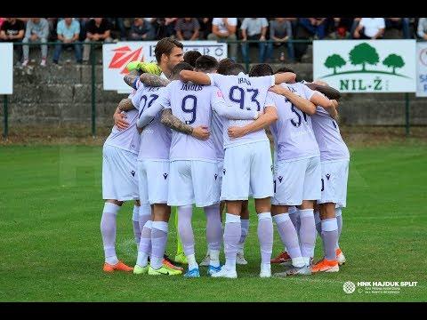 Mladost Petrinja - Hajduk 0:2