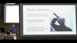 IOHK PlutusFest 2018 | Academic Stream | Philip Wadler - Senior Research Fellow