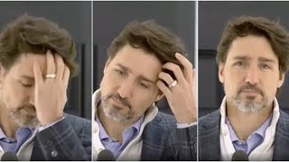 Canadian PM, Justin Trudeau's hair flip goes viral..