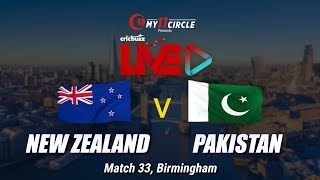 New Zealand v Pakistan, Match 33: Preview