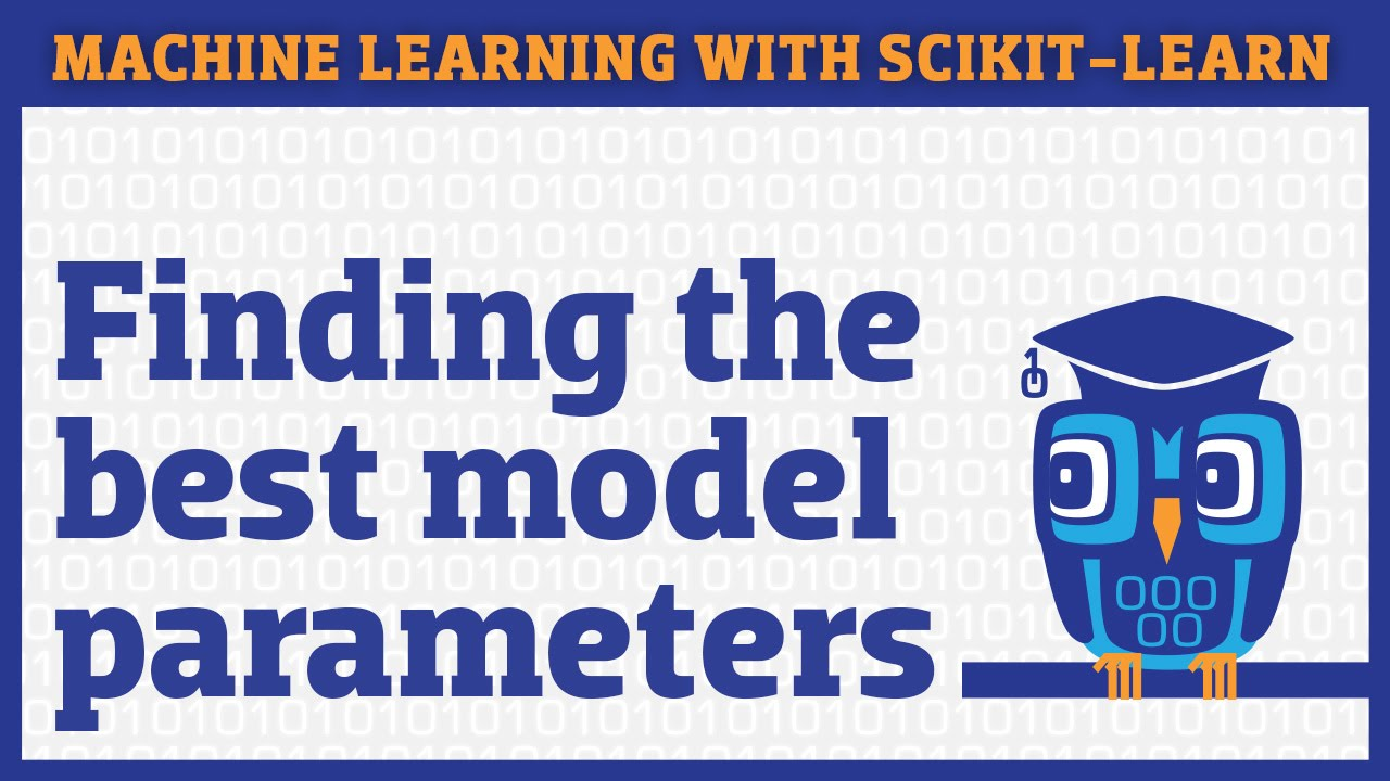 Image from How to find the best model parameters in scikit-learn