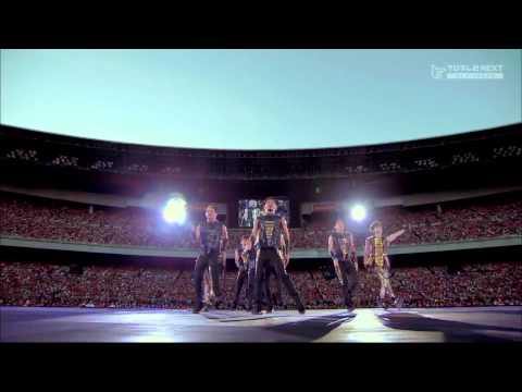 TVXQ! Humanoids Live in NISSAN