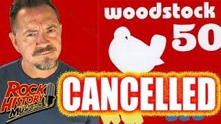 Woodstock Organizers Cancel 50th Anniversary – Investor Pulls Plug