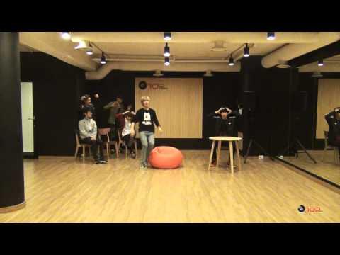 TEEN TOP(틴탑)_못났다(Lovefool) 안무영상