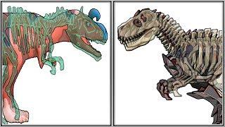T-Rex Fossils + Cryolophosaurus Dinosaur Train - Full Game Play 1080 HD