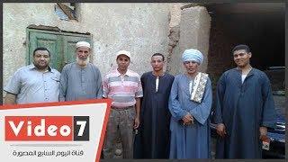أهالى قرية تونس يطالبون بإنشاء طريق سوهاج الوادى الجديد     -