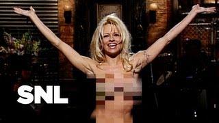 Pamela Lee Monologue - Saturday Night Live