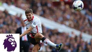2014: Steven Gerrard leads Liverpool past Man United | Premier League | NBC Sports