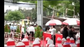 Le khoi cong VietComBank Tower