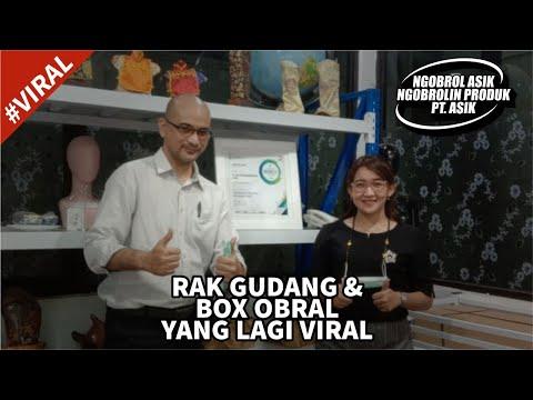 Rak Gudang Premium Heavy Duty - Super Murah