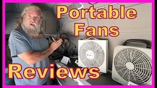 Portable Fans Review: Beat the Heat