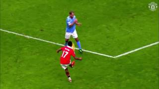 Wayne Rooney Bicycle Kick Goal vs Manchester City