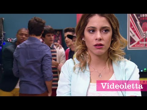 Violetta 3 English: Vilu leaves the party because of Leon Ep.57