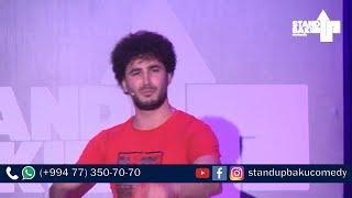 Ülvi Həsənli (Stand UP Baku 13-cü şou)