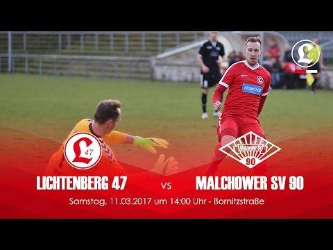 SV Lichtenberg 47 - Malchower SV 90 (NOFV-Oberliga Nord) - Spielszenen | SPREEKICK.TV)