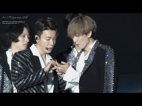 【Dirtypop1938】180210 Super Show 7 in Hong Kong First Ment (Eunhae Focus)