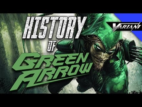 Baixar History Of Green Arrow!