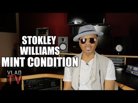 Mint Condition's Stokley Williams on Being Discovered by Jimmy Jam & Terry Lewis