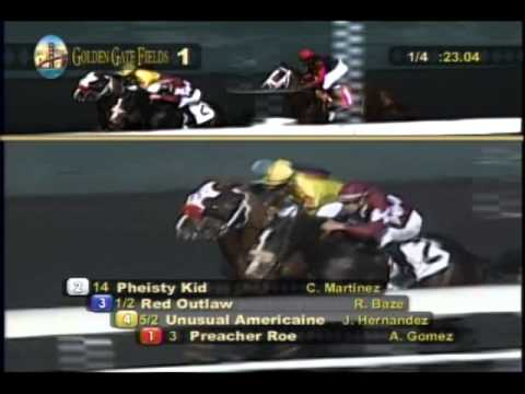 Red Outlaw wins 01/20/2014
