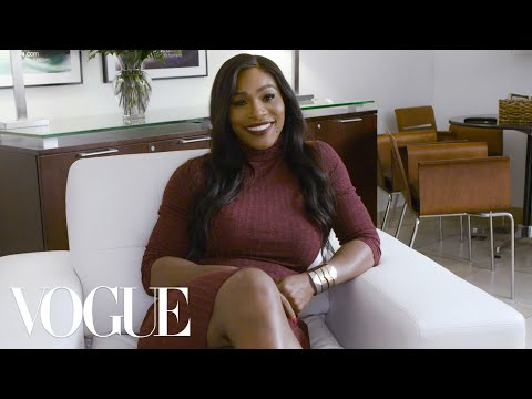73 Questions With Serena Williams | Vogue
