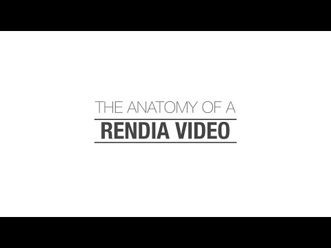 The Anatomy of a Rendia Video