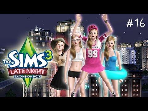 [Livestream] The Sims 3 Late Night #16 ยัยตัวร้ายกับคุณชายแวมไพร์