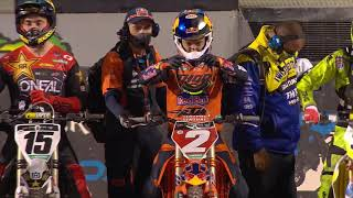 Supercross Round #17 450SX Highlights | Salt Lake City, Utah, Rice Eccles Stadium | May 1, 2021