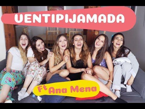 VentiPijamada ft Ana Mena