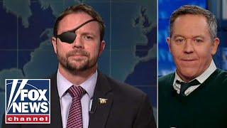 Gutfeld on Dan Crenshaw's triumphant 'SNL' appearance