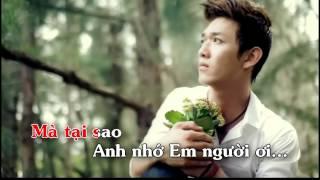 [Karaoke] Nếu em không về - Song Luân (Full)