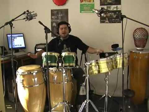 Clases de percusión Artesonoro (cumbia)