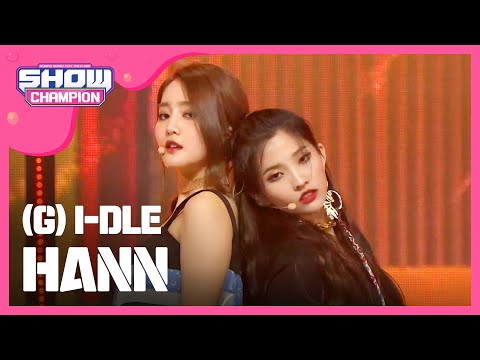 Show Champion EP.283 G I-DLE - HANN