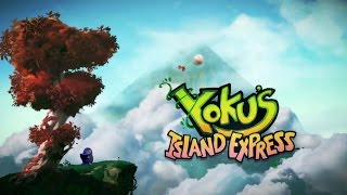 Yoku's Island Express - Trailer d'annuncio