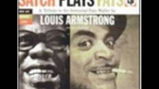 Louis Armstrong and the All Stars 1955 Keepin' out of mischief now