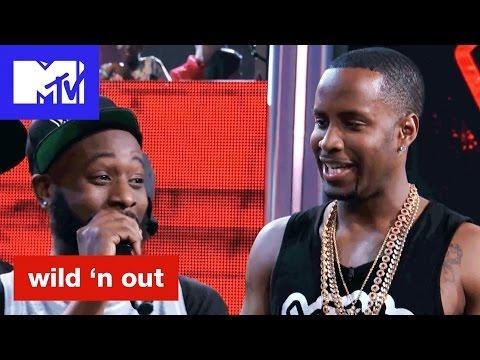 Safaree Samuels Is Mad Nicki MInaj Didn't Wife Him | Wild 'N Out | #Wildstyle