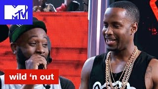 Safaree Samuels Is Mad Nicki MInaj Didn't Wife Him | Wild 'N Out | #Wildstyle
