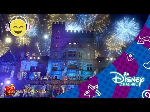 Los Descendientes : Videoclip - 'Set It Off' | Disney Channel Oficial