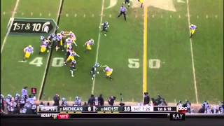 11/2/2013   Michigan State 29 Michigan 6
