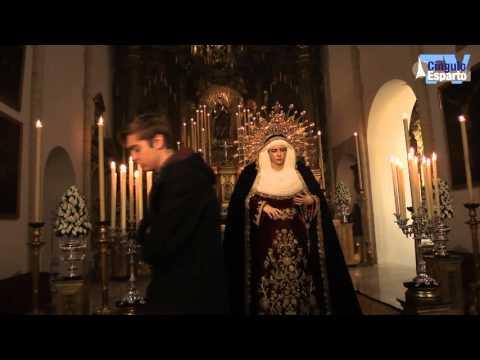 Besamanos de la Virgen de las Penas