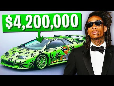 Rappers Who Are RICHER THAN YOU THINK! (Wiz Khalifa, Ludacris, Rick Ross, Lil Wayne, Dr Dre)